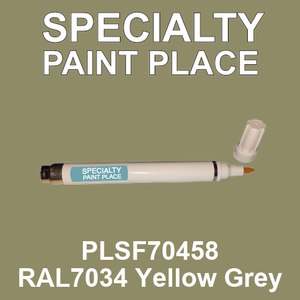 PLSF70458 RAL7034 Yellow Grey - IFS pen
