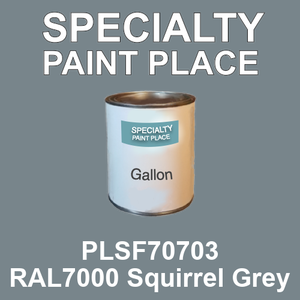 PLSF70703 RAL7000 Squirrel Grey - IFS gallon