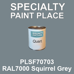 PLSF70703 RAL7000 Squirrel Grey - IFS quart