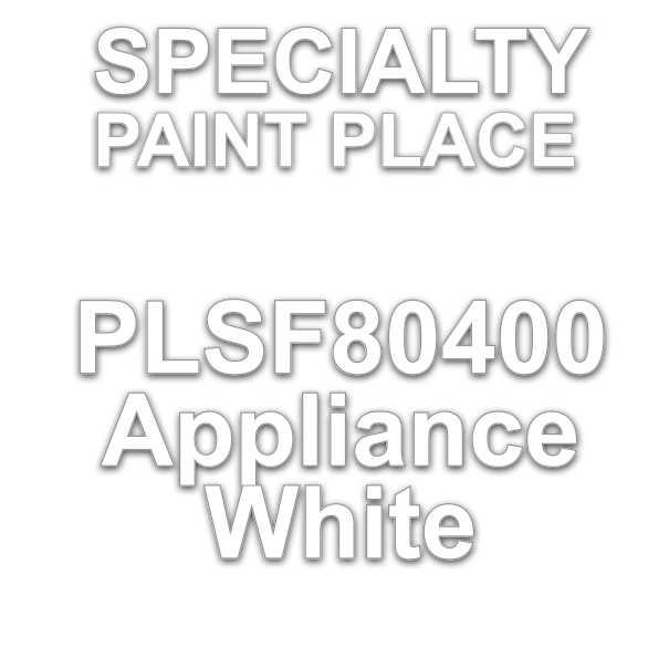 PLSF80400 Appliance White