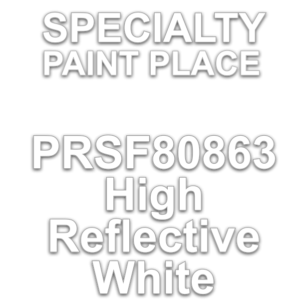PRSF80863 High Reflective White