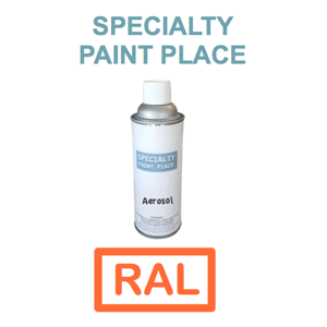 RAL Touch Up Spray Paint 16oz Aerosol Can