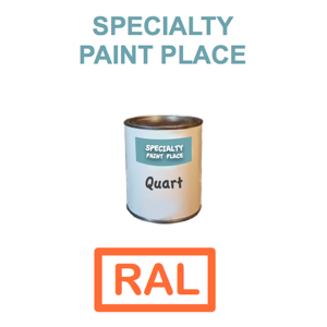 RAL Touch Up Paint Quart Can