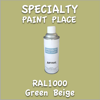 RAL 1000 Green Beige 16oz Aerosol Can