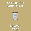 RAL 1001 Beige Pint Can