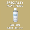 RAL 1002 Sand Yellow 16oz Aerosol Can
