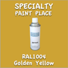 RAL 1004 Golden Yellow 16oz Aerosol Can