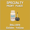 RAL 1004 Golden Yellow 2oz Bottle with Brush