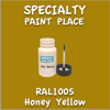 RAL 1005 Honey Yellow 2oz Bottle with Brush