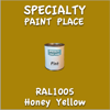 RAL 1005 Honey Yellow Pint Can