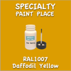 RAL 1007 Daffodil Yellow 2oz Bottle with Brush