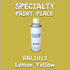 RAL 1012 Lemon Yellow 16oz Aerosol Can