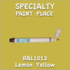 RAL 1012 Lemon Yellow Pen