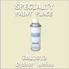 RAL 1013 Oyster White 16oz Aerosol Can
