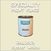 RAL 1013 Oyster White Gallon Can
