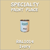 RAL 1014 Ivory Pint Can