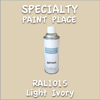 RAL 1015 Light Ivory 16oz Aerosol Can