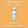 RAL 1017 Saffron Yellow 16oz Aerosol Can