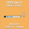 RAL 1017 Saffron Yellow Pen