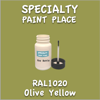 RAL 1020 Olive Yellow 2oz Bottle with Brush
