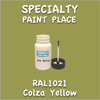 RAL 1021 Colza Yellow 2oz Bottle with Brush