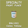 RAL 1021 Colza Yellow Pint Can