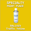 RAL 1023 Traffic Yellow 16oz Aerosol Can