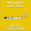 RAL 1023 Traffic Yellow Pen