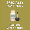 RAL 1024 Ochre Yellow 2oz Bottle with Brush