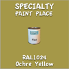 RAL 1024 Ochre Yellow Pint Can