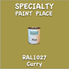 RAL 1027 Curry Pint Can