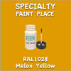RAL 1028 Melon Yellow 2oz Bottle with Brush