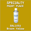 RAL 1032 Broom Yellow 16oz Aerosol Can