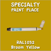 RAL 1032 Broom Yellow Pen