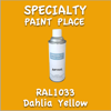 RAL 1033 Dahlia Yellow 16oz Aerosol Can