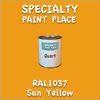 RAL 1037 Sun Yellow Quart Can
