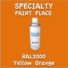 RAL 2000 Yellow Orange 16oz Aerosol Can