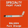 RAL 2004 Pure Orange Pen