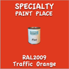 RAL 2009 Traffic Orange Pint Can