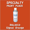 RAL 2010 Signal Orange 16oz Aerosol Can