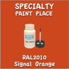 RAL 2010 Signal Orange 2oz Bottle with Brush