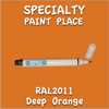 RAL 2011 Deep Orange Pen
