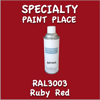 RAL 3003 Ruby Red 16oz Aerosol Can