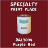 RAL 3004 Purple Red Gallon Can