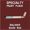 RAL 3009 Oxide Red Pen