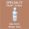 RAL 3012 Beige Red 16oz Aerosol Can