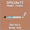 RAL 3012 Beige Red Pen