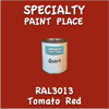 RAL 3013 Tomato Red Quart Can