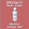 RAL 3014 Antique Red 16oz Aerosol Can