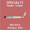 RAL 3014 Antique Red Pen